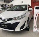 Bán xe Toyota Vios năm sản xuất 2018, màu trắng giá 516 triệu tại Tp.HCM