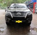 Cần bán gấp Toyota Fortuner đời 2017, màu đen, nhập khẩu số sàn giá 1 tỷ 50 tr tại Hà Nội