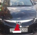 Bán Honda Civic 2.0 AT năm sản xuất 2010, màu đen như mới giá 455 triệu tại Hà Nội