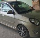 Cần bán lại xe Kia Morning SX 1.1 MT Sport đời 2012, màu bạc giá 220 triệu tại Bình Dương