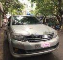 Bán xe Toyota Fortuner V AT năm 2015, màu bạc, chính chủ, giá tốt giá 768 triệu tại Hà Nội