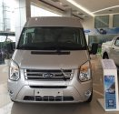 Bán Ford Transit Standard MID sản xuất năm 2018, màu bạc giá 770 triệu tại Hà Nội