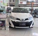 Bán ô tô Toyota Vios 1.5E MT năm sản xuất 2018, màu trắng, giá 531tr giá 531 triệu tại Tp.HCM
