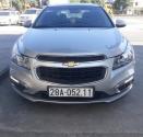 Cần bán xe Chevrolet Cruze đời 2017 màu bạc, 440 triệu giá 440 triệu tại Hà Nội