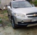 Bán Chevrolet Captiva năm sản xuất 2008, màu bạc, nhập khẩu  giá 295 triệu tại Tp.HCM