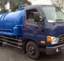Bán xe hút chất thải Hyundai 6 khối, 7 khối giá 800 triệu tại Hà Nội