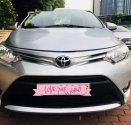 Bán Toyota Vios E năm 2016, màu bạc, số sàn giá 430 triệu tại Hà Nội