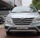 Bán Toyota Innova đời 2014, màu bạc, 555tr giá 555 triệu tại Hà Nội