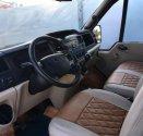 Cần bán gấp Ford Transit sản xuất năm 2015, màu bạc xe gia đình, giá tốt giá 500 triệu tại Long An
