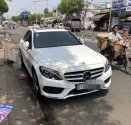 Cần bán Mercedes-Benz C class đời 2017 màu trắng, giá 1 tỷ 620 triệu giá 1 tỷ 620 tr tại Tp.HCM