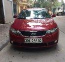 Chính chủ bán Kia Cerato sản xuất 2010, màu đỏ, nhập khẩu giá 395 triệu tại Hà Nội