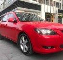 Bán xe Mazda 3 sản xuất năm 2005, màu đỏ số sàn giá 228 triệu tại Hà Nội