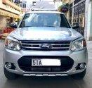 Bán Ford Everest Limited 4x2 AT, Sx 2013, ĐK 3/2014 màu bạc giá 665 triệu tại Tp.HCM