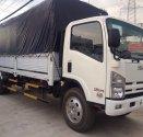 Giá  xe tải  Isuzu VM – 8T2 – FVN129 – Thùng Bạt, hỗ trợ trả góp len đến 90% giá trị xe giá 760 triệu tại Bình Dương