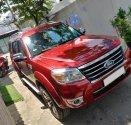 Gia đình cần bán Everest 2012, số tự động, máy dầu. Màu đỏ giá 542 triệu tại Tp.HCM