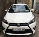 Bán xe Toyota Yaris đời cuối 2014, màu trắng, xe rất ít chạy đúng 32000km giá 492 triệu tại Tp.HCM
