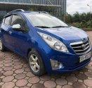 Bán xe Chevrolet Matiz Groove 2010, màu xanh lam, nhập khẩu giá 212 triệu tại Hà Nội