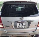 Mình cần bán Innova 2008 bản G, màu ghi bạc, số sàn giá 370 triệu tại Đắk Lắk