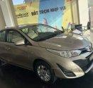 Bán Toyota Vios 1.5E MT đời 2019, màu vàng giá cạnh tranh giá 516 triệu tại Tp.HCM