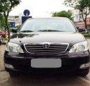 Cần bán Toyota Camry 3.0 năm 2005, màu đen, 387tr giá 387 triệu tại Tp.HCM