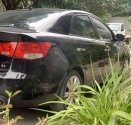 Cần bán lại xe Kia Cerato 2011, màu đen, nhập khẩu giá 399 triệu tại Hà Nội