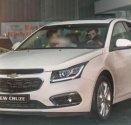 Bán Chevrolet Cruze đời 2017, màu trắng, giá tốt giá 230 triệu tại Tp.HCM