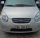 Cần bán lại xe Kia Morning MT năm 2011, màu bạc giá 152 triệu tại Hà Nội