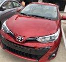 Toyota Vios 1.5G CVT model 2019, màu đỏ giá 591 triệu tại Tp.HCM