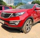 Bán ô tô Kia Sportage AT sản xuất 2010, màu đỏ, nhập khẩu nguyên chiếc  giá 550 triệu tại Hà Nội