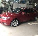 Chính chủ bán xe Kia Forte đời 2011, màu đỏ giá 425 triệu tại Hà Nội
