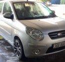 Bán Kia Morning sản xuất 2009, màu bạc số sàn giá 189 triệu tại Tp.HCM