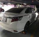 Cần bán gấp Toyota Vios TRD đời 2017, màu trắng, nhập khẩu như mới giá 585 triệu tại Tp.HCM