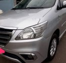 Bán Toyota Innova E đời 2014, màu bạc số sàn, giá chỉ 445 triệu giá 445 triệu tại Đà Nẵng
