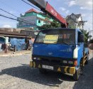 Bán xe tải Hyundai sản xuất năm 1996, thùng 4m5 giá 120 triệu tại Tp.HCM