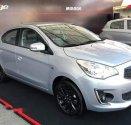 Cần bán Mitsubishi Attrage sản xuất năm 2019, màu bạc, nhập khẩu nguyên chiếc giá 376 triệu tại Đà Nẵng