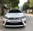 Bán Toyota Yaris E 1.3AT đời 2014, màu trắng, nhập khẩu giá 495 triệu tại Hà Nội