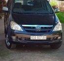 Cần bán xe Toyota Innova G sản xuất 2008, màu đen ít sử dụng giá 366 triệu tại Đồng Nai