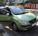 Cần bán gấp Hyundai Getz năm sản xuất 2009, nhập khẩu xe gia đình giá 200 triệu tại Đà Nẵng