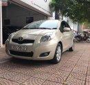Bán xe Toyota Yaris năm 2009, màu vàng, xe nhập giá 360 triệu tại Hà Nội