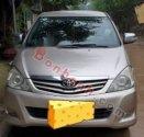 Gia đình cần bán xe Toyota Innova G màu vàng cát, đời 2010 bản SR, biển Hà Nội giá 420 triệu tại Phú Thọ