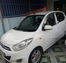 Cần bán xe Hyundai Grand i10 2012, màu trắng, xe không cấn đụng hay ngập nước giá 240 triệu tại Long An