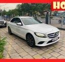 Bán xe Mercedes C200 Facelip màu trắng 2019, chính hãng giá tốt. Trả trước 450 triệu nhận xe ngay giá 1 tỷ 480 tr tại Tp.HCM
