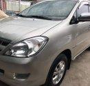 Bán Toyota Innova G đời 2008, màu bạc, số sàn giá 353 triệu tại Tp.HCM