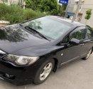 Bán Honda Civic đời 2008, màu đen, xe đẹp nguyên bản không ngập nước giá 350 triệu tại Lào Cai