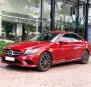 Cần bán gấp Mercedes C200 2019 màu Đỏ chạy lướt giá cực tốt giá 1 tỷ 435 tr tại Hà Nội