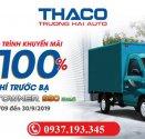 BÁN XE TẢI DƯỚI 1 TẤN Thaco TOWNER 990  giá 216 triệu tại BR-Vũng Tàu