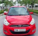 Xe Hyundai i10 MT đời 2012, màu đỏ, nhập khẩu giá 192 triệu tại Hà Nội