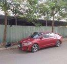 Cần bán lại xe Hyundai Elantra đời 2017, màu đỏ, 499tr giá 499 triệu tại Tp.HCM