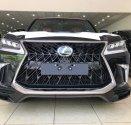 Cần bán xe Lexus LX 570 đời 2020, màu đen, nhập khẩu chính hãng giá 10 tỷ 300 tr tại Hà Nội