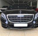 Bán Xe Mercedes S400 Maybach màu đen, nội thất nâu.Xe sản xuất 2016, đăng ký 2017 tên tư nhân giá 5 tỷ 550 tr tại Hà Nội